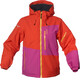 Isbjörn Junior Offpist Ski Jacket SunPoppy